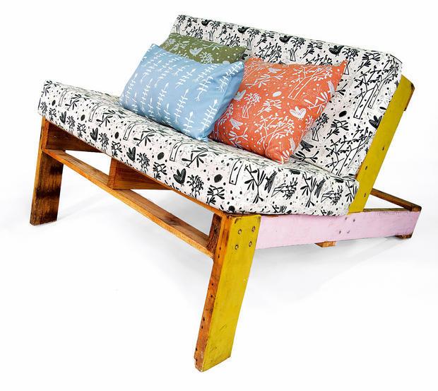 El sofá zen