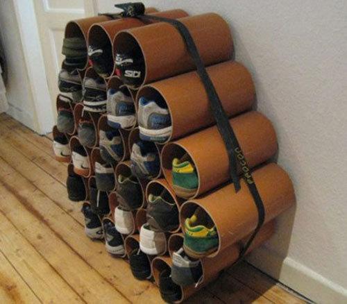 Rollo de zapatos