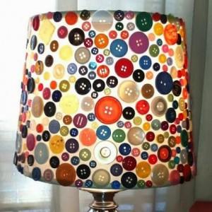 Renueva tu lampara con botones