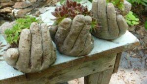 Artística decoración para tu jardin
