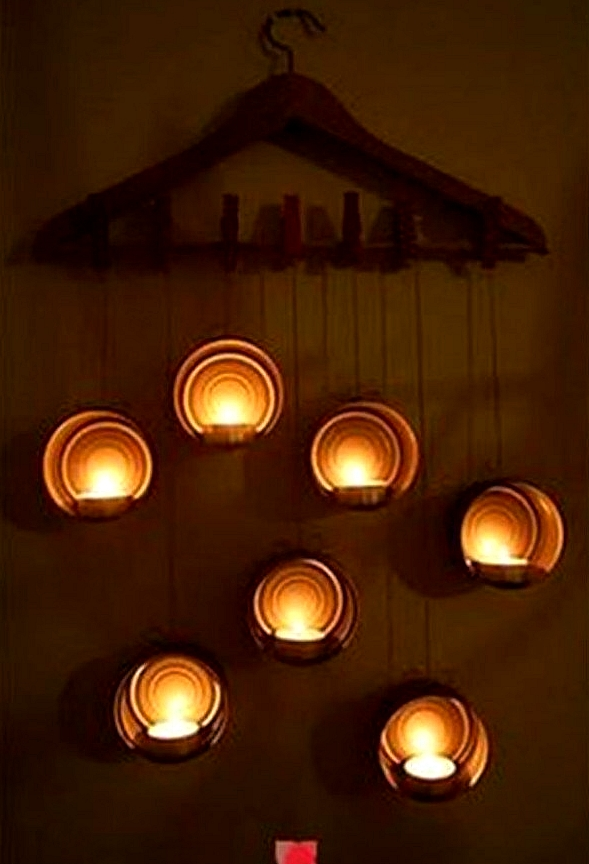 Doodoa Ideas Creativas - Reciclado creativo » Original iluminacion ...
